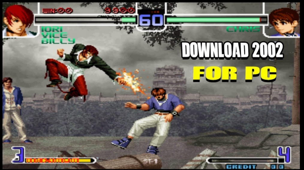 Download King Of Fighters 2002 For Pc