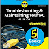 Computer Hardware Book | Troubleshooting and Maintaining Your PC All-in-One For Dummies |