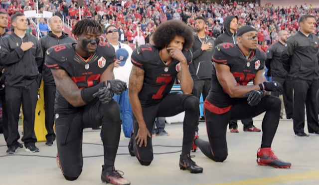 NFL Teams Will Be Fined If Players Kneel During National Anthem
