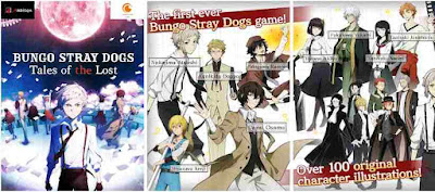 Aplikasi Bungo Stray dogs: Tales Of The Lost