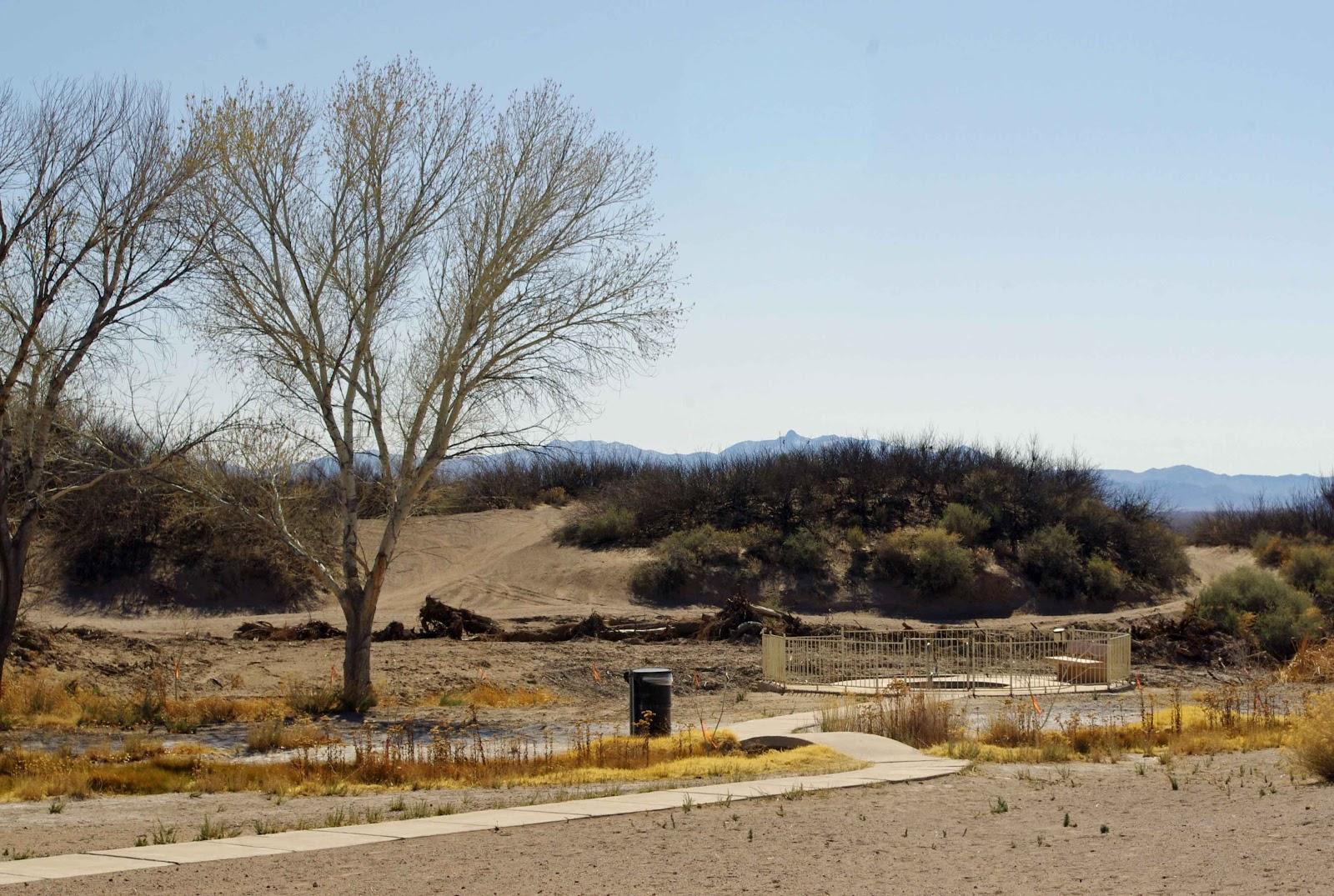 Usbackroads Hot Well Dunes Safford Arizona