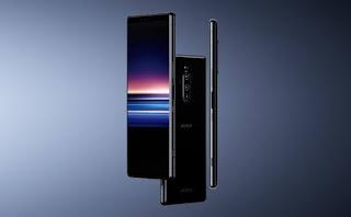 Berita android news tech sony Xperia 1R (J8220) UA Prof mengungkapkan tampilan resolusi 5K