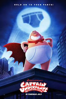 Captain Underpants: The First Epic Movie(Captain Underpants: The First Epic Movie)