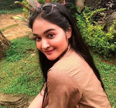 Jasmine Suratie pemeran Nyi Cempaka di Sultan Aji