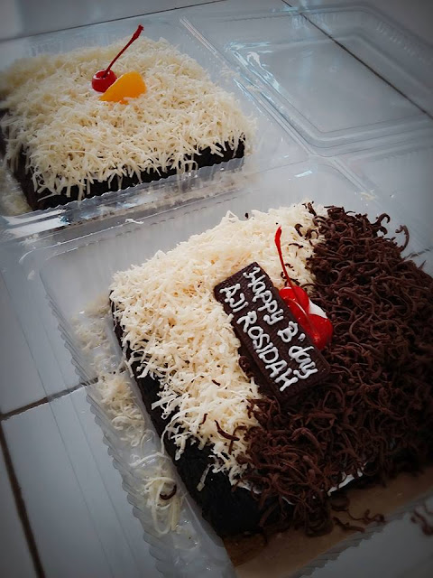 "Cake ""Made by order"" Kuliner Bontang #BBB"