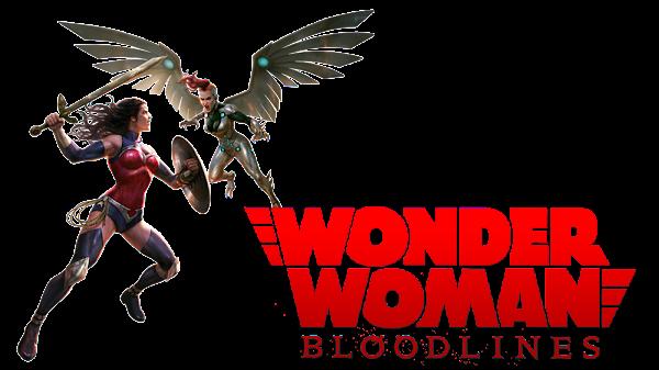 Wonder Woman: Bloodlines 2019 English 720p BluRay