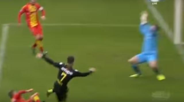 Rashica marks a super goal, Vitesse in Europe