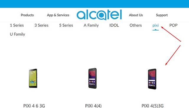 Descargar drivers para Alcatel