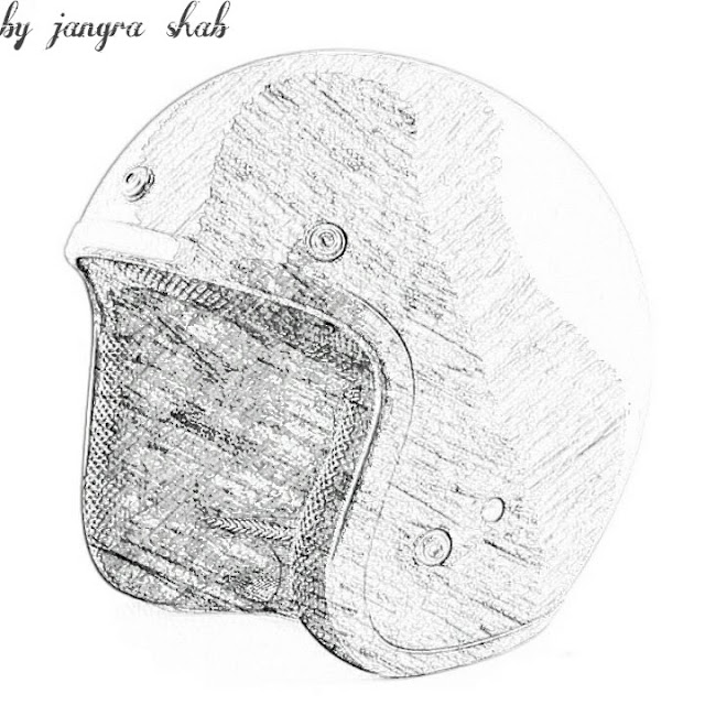 Pubg Drawing Helmet