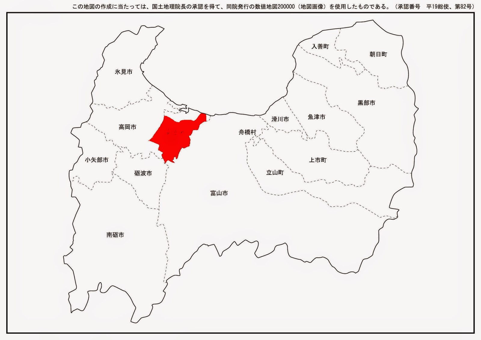 dryascw: ○ファースト射水郡 (JC...