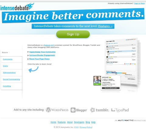 How To Add IntenseDebate Stylish WordPress Comment Box To
