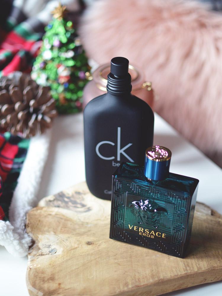 prezenty dla chłopaka perfumy