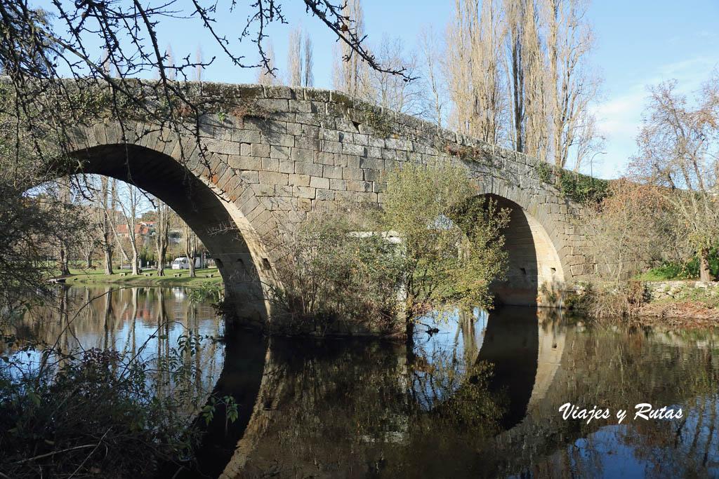 Puente románico de Allariz