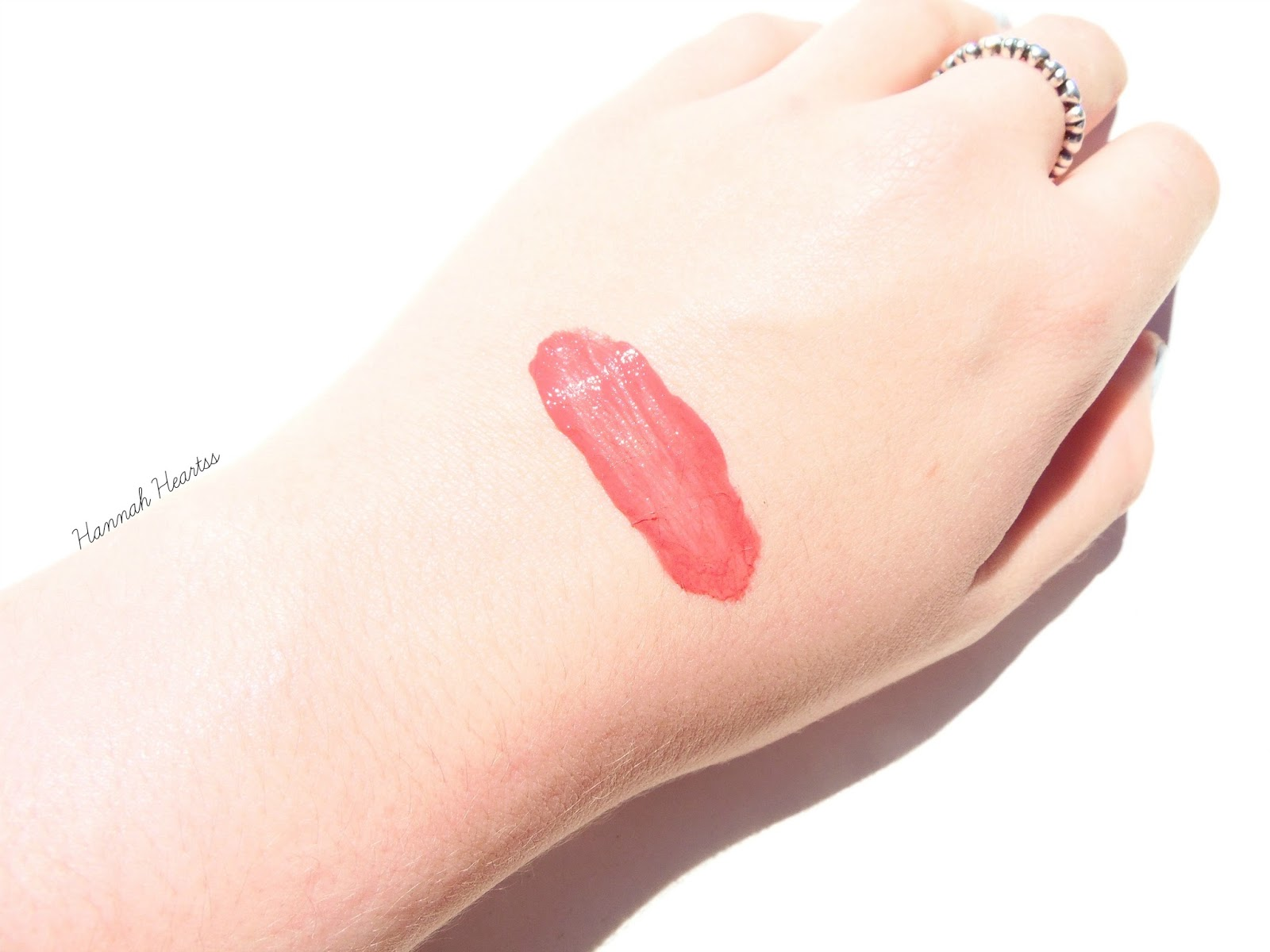 Becca Beach Tint in Watermelon Swatch