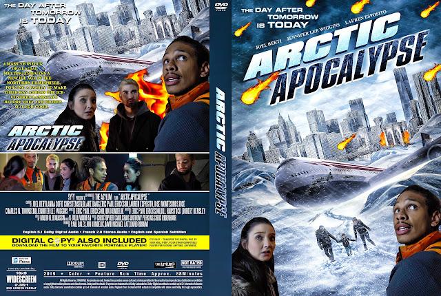 Arctic Apocalypse DVD Cover