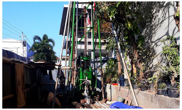 biaya pengeboran sumur di Gorontalo