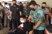 Wali Kota Medan Bobby Nasution Pantau Vaksinasi Penyandang Disabilitas dan Rohaniawan