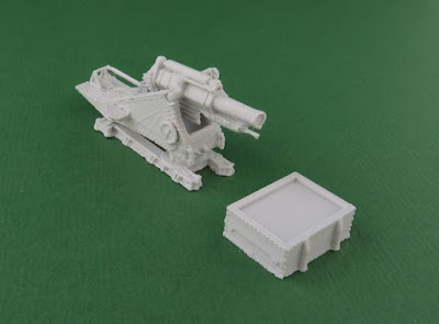 """BL 9.2"""" howitzer picture 4"""