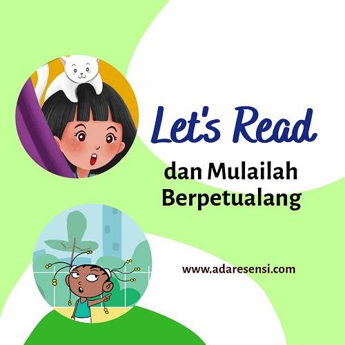 Let's Read dan Mulailah Berpetualang