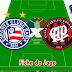 Ficha do jogo | Bahia 6x2 Atlético-PR - Campeonato Brasileiro 2017