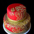 Cheap Indian Wedding Cakes Pictures