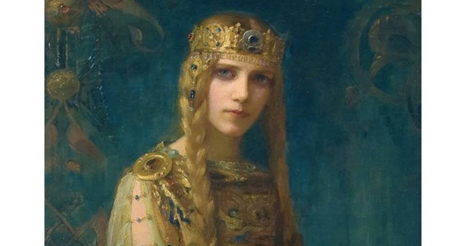 life of a medieval princess Blonde princess medieval find this pin and more on summer elves by gilrean the real life queen who inspired the white princess—and game of thrones.