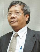 Biografi Prof. Dr.Mohammad Mahfud MD ,SH