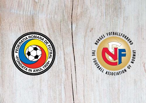 Romania vs Norway -Highlights 15 October 2019