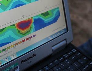 تحليل طبقات الارض