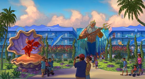 Disney World Art Of Animation Resort Now Taking