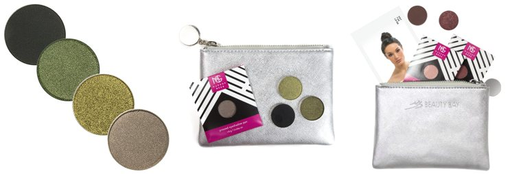 Beauty Bay Holiday Makeup Bag The Classic Smoky Look