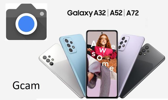 Unduh Google Camera 8.1 terkini yang siap buat Galaxy A32 / 5G.