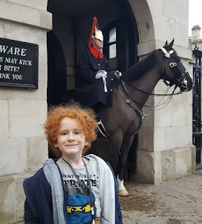 Horse Guards in London