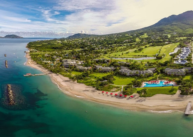 Four Seasons Resort Nevis, a luxury resort in Nevis, West Indies. Uncover a little-known wonder in the Caribbean: Nevis, sister island to St. Kitts in the tradewind-kissed Leeward Islands.