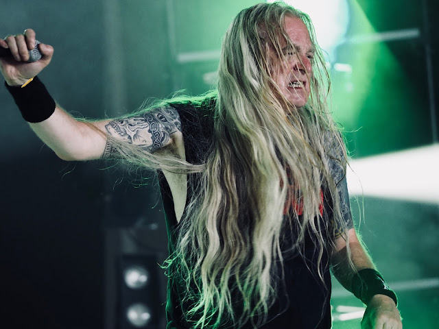 Karl Willetts de MemoriaM, Hellfest 2018