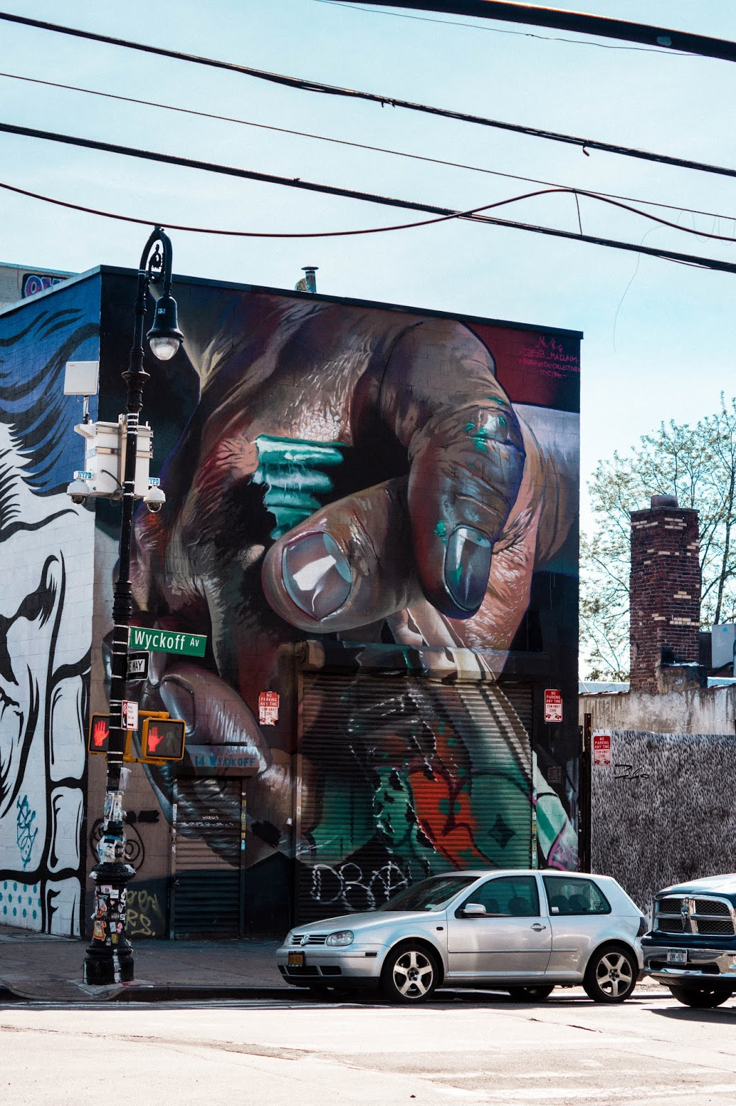 street art New York Bushwick brooklyn