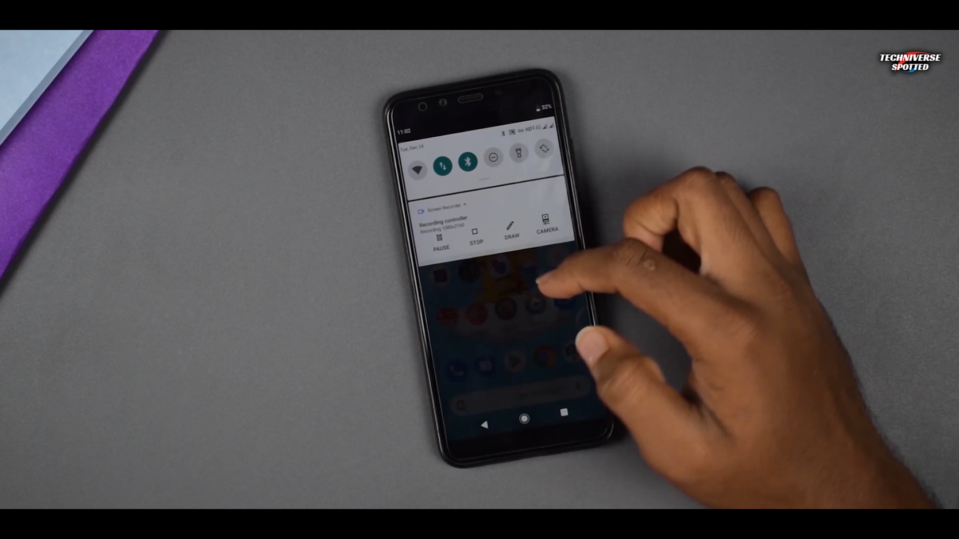 The Complete Screen Recorder for Android.
