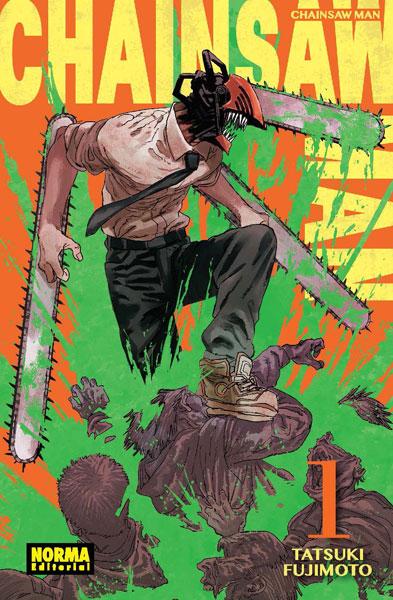 CHAINSAW MAN de Tatsuki Fujimoto - Norma Editorial.