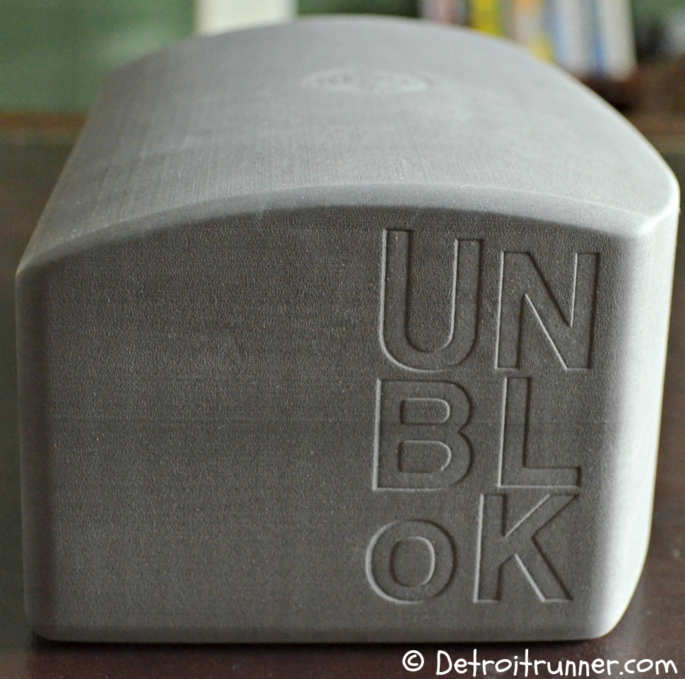 exquisite craftsmanship new lower prices 2019 best DETROIT RUNNER....: The unBLoK by Manduka review