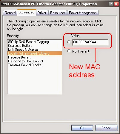 Download Change MAC Address v2.7 Full Version CRACK