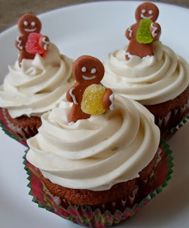 old fashioned gingerbread cupcakes or cake
