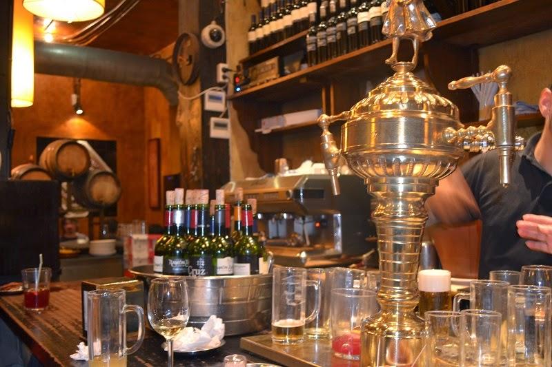 Madrid, espagne, soberbia, tapas
