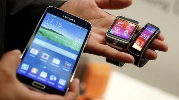 Samsung Akan Perkenalkan Android Wear di Event Google I/O