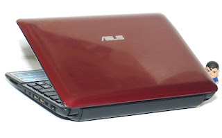 NoteBook ASUS 1015B Second di Malang