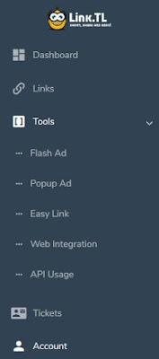 Opciones de monetización web con LinkTL