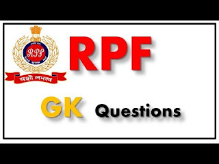 Railway Police SI Constable Important GK Questions PDF Download