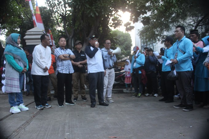 Family Gathering Satgas PUPR Tingkatkan Semangat Kerja