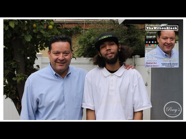 Victor Gordo Becomes Mayor of Pasadena 😲