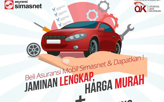 Kelebihan Asuransi Kendaraan Mobil Simasnet