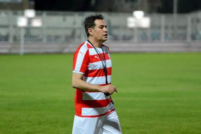 رسالة خالد جلال للاعبي الزمالك لحصد لقب الدوري